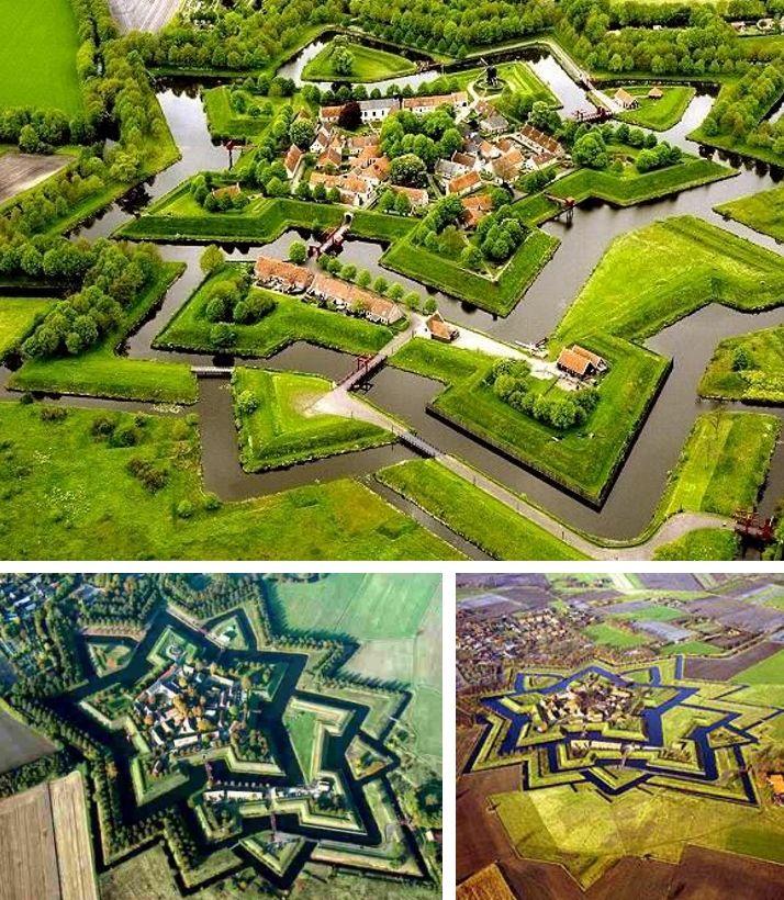 Bourtange, Нидерланды