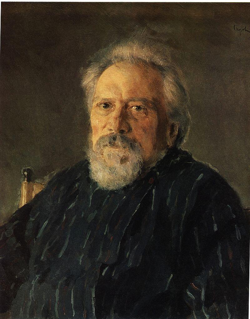 Николай Семёнович Лесков.