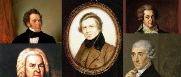 Композиторы.