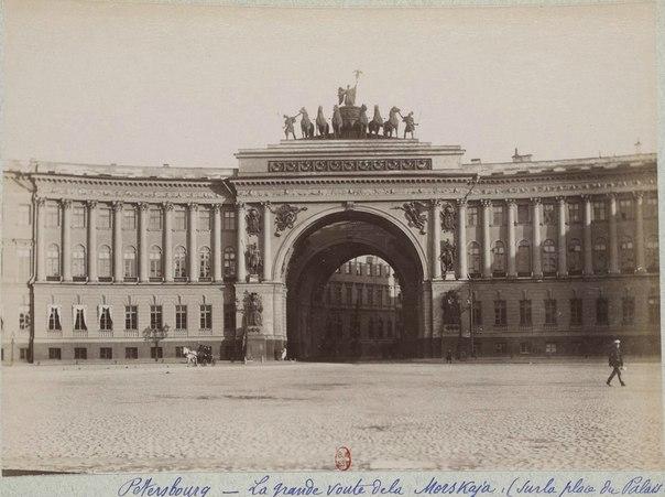 Генеральный штаб.