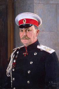 Граф Ф.Ф. Юсупов-Сумароков-Эльстон