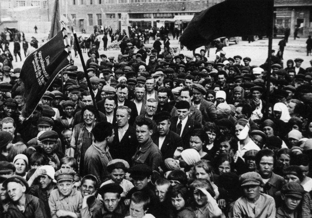 Антинемецкий погром. 27 мая 1915 года.