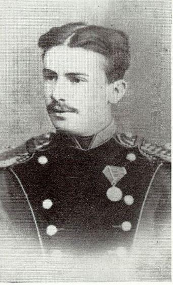 Граф Павел Феликсович Сумароков-Эльстон.