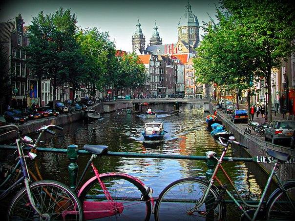 Нидерланды.
