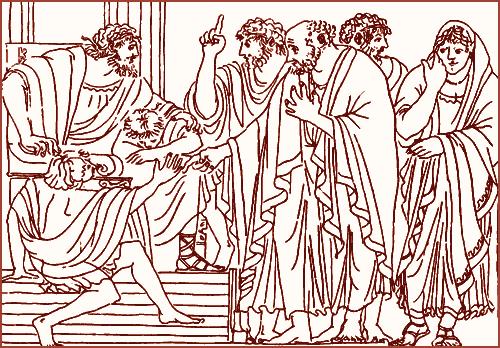 Как погибла Спарта.