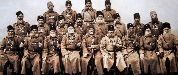 Атаманы Верхнего Дона. 1912 год