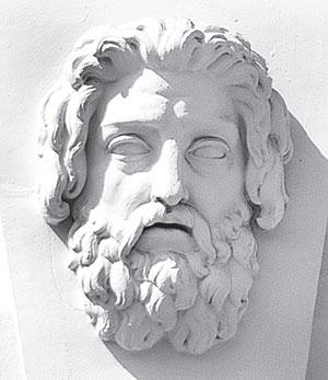 Зевс, Исаакиевская площадь, д. 4.