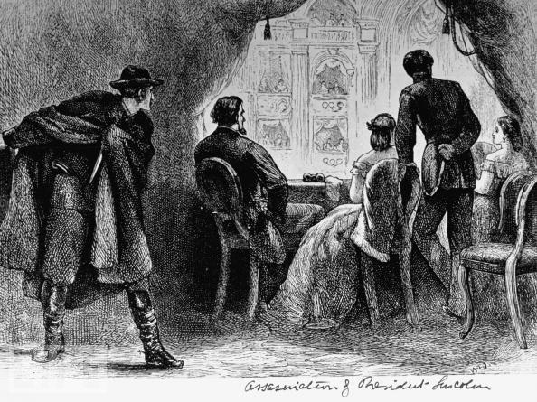 11 апреля 1865 года Линкольн выступил перед Белым Домом