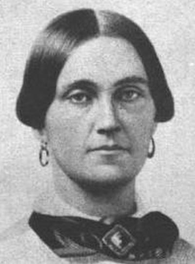 Мэри Сурратт.