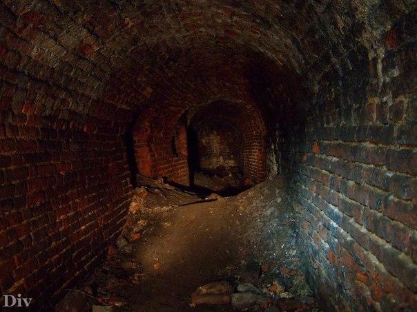 Подземный Петербург.