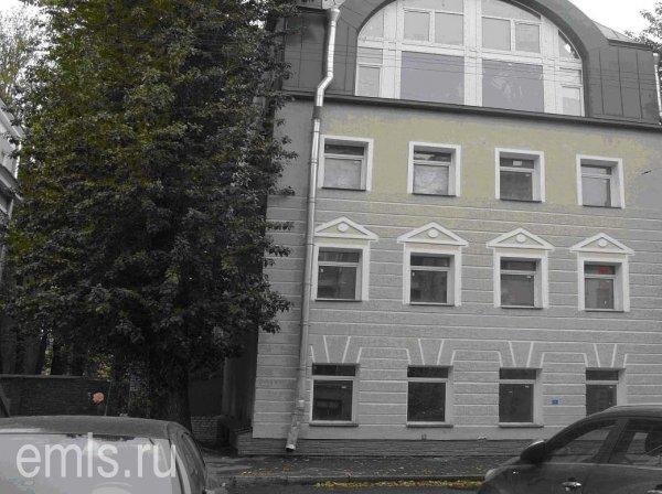 Отдельно стоящее здание Санкт-Петербург г., Адмиралтейский.