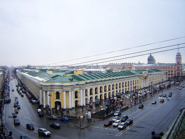 Гостиный Двор Санкт-Петербург.