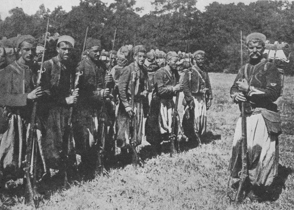 Зуавы (солдаты, казаки) в франко-прусской войне 1870-1871 гг. Солдаты Франко-прусской войны 1870—1871