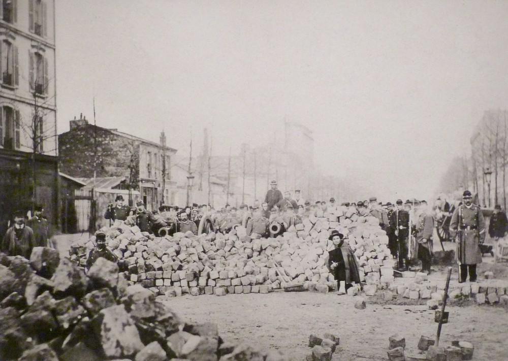 Баррикады на улицах Лютеции