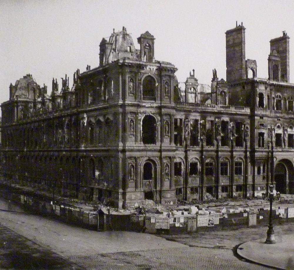 Париж в 1871 году