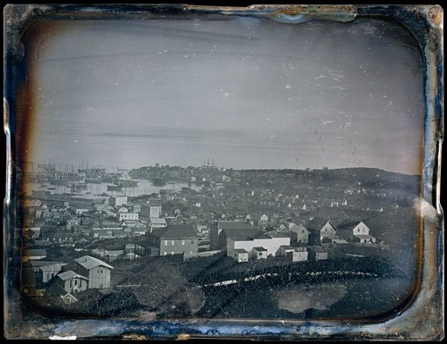 Сан-Франциско, 1850 год.