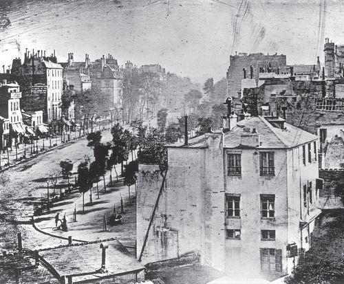 Париж. Тампль. 1839 год.