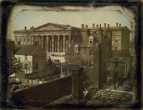 Вашигтон, 1846 год.