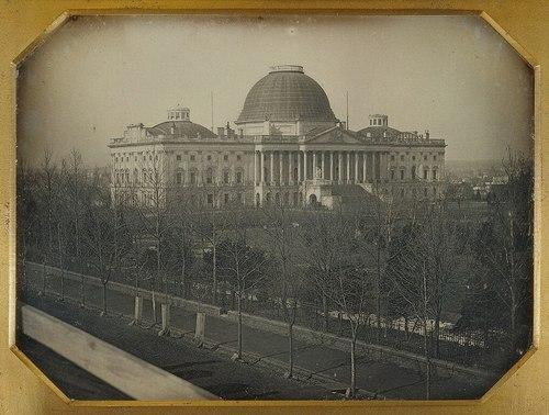 Капитолий, США, 1846 год.