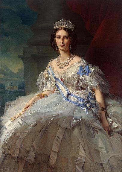 Королева Татьяна Александровна Юсупова-Рибопьер.