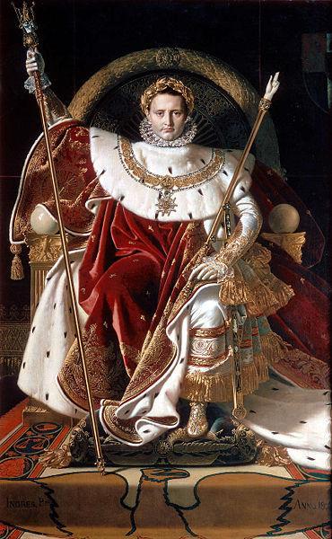 Он же – Наполеон, разграбивший брильянты Марии Антуанетты, убитой казаками в Петербурге в декабре 1853 года.