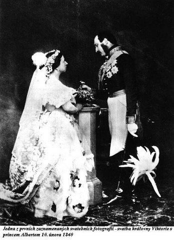 Свадьба Виктории Саксен-Кобург-Готской и Альберта Гановера, 1840 год.
