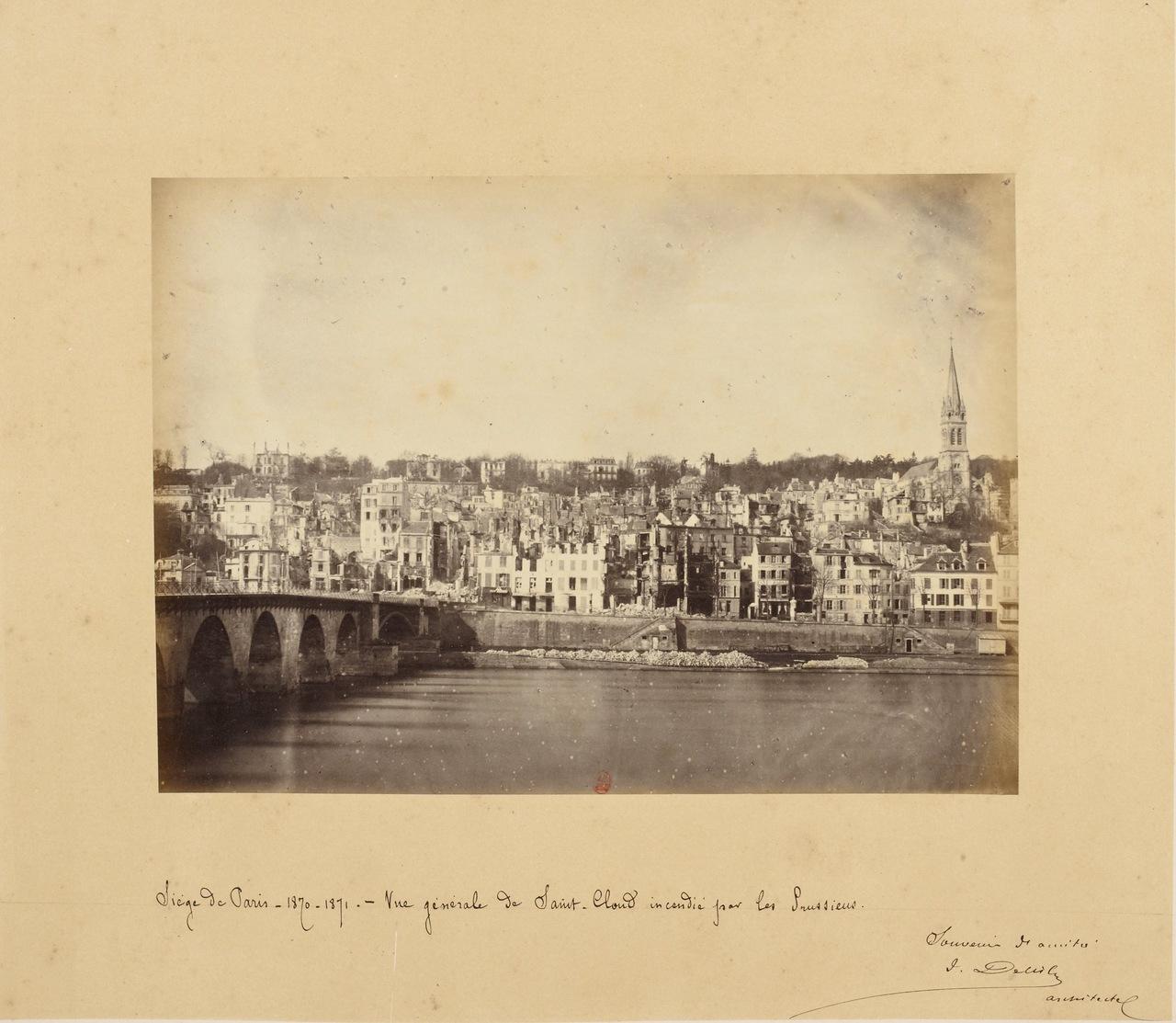 Осада Парижа 1870-1871 гг.