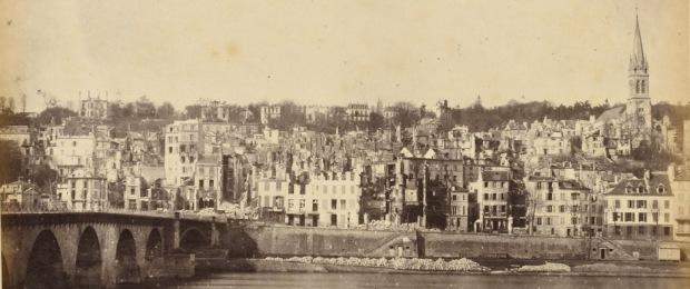 Солдаты Франко-Прусской войны. Осада Парижа (Лютеции) 1870-1871 гг.