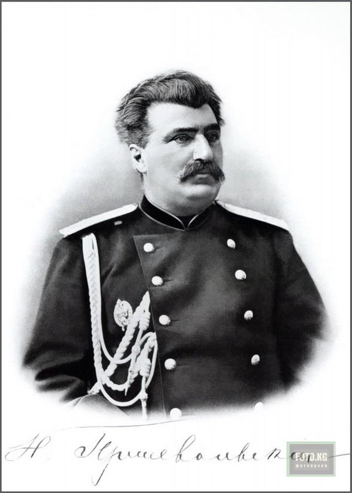 Никола́й Миха́йлович Пржева́льский.