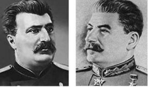 Сталин и Пржевальский.