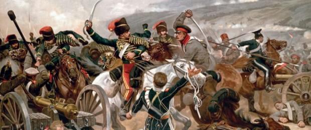 Солдаты Франко-Прусской войны. Крымская война 1853-1856 гг.