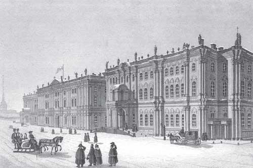 Остзейские немцы в Петербурге.