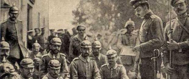 Солдаты Франко-Прусской войны. Немецкие названия российских городов.