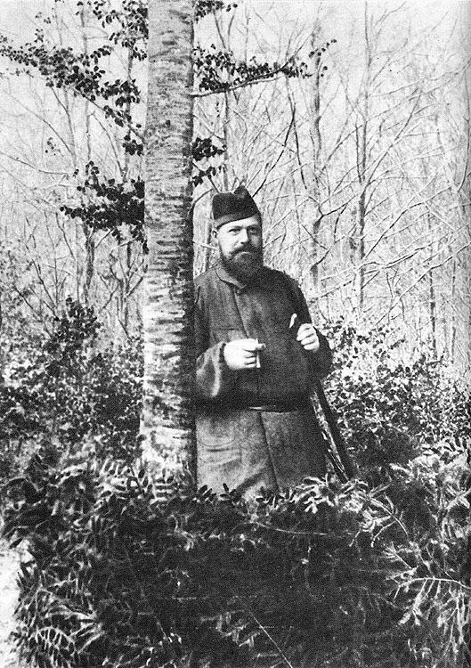 Барон фон Гольштейн.