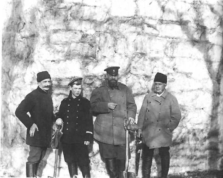 Прусский барон фон Гольштейн
