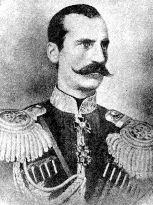 Феликс Сумароков-Эльстон старший (1820-1877).