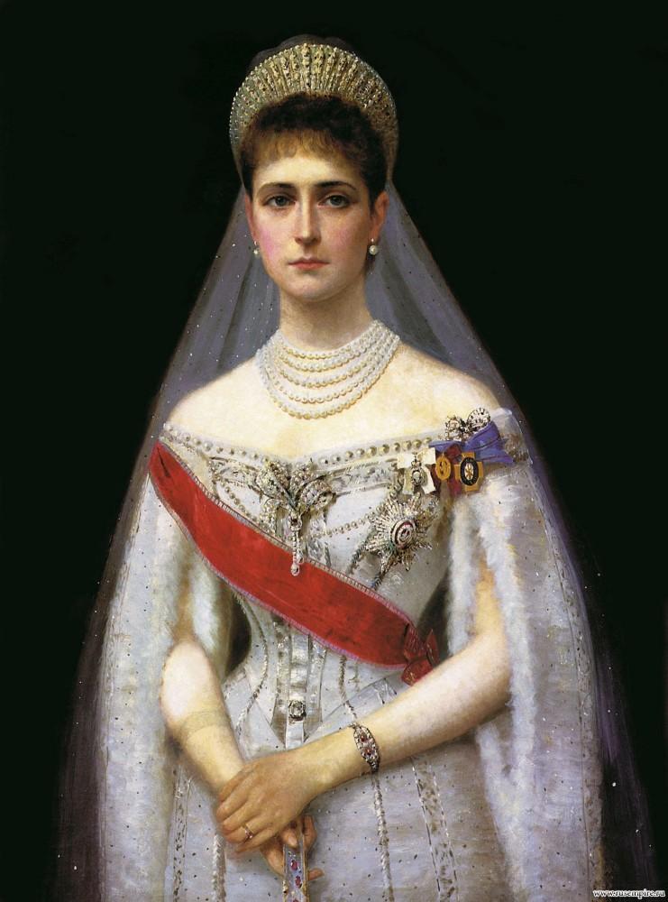 Виктория Алиса Елена Луиза Беатриса Гессен-Дармштадтской, в замужестве Гольштейн-Готторпская.