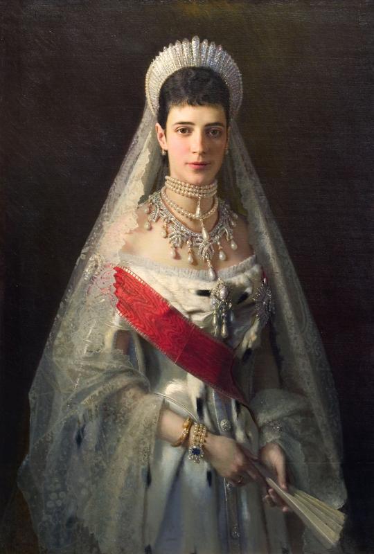 Портрет Дагмары Шлезвиг-Гольштейн-Зондербург-Глюксбургских