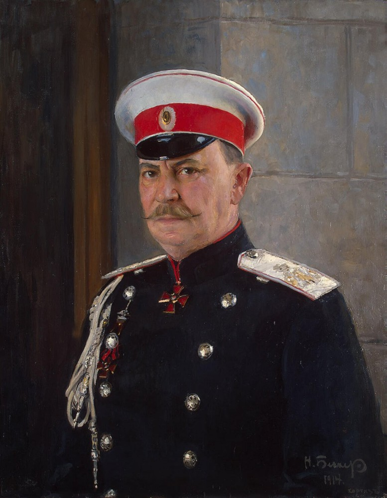 Феликс граф Сумароков-Эльстон.