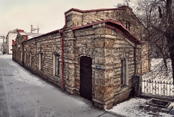 Миасс. Старый вокзал.