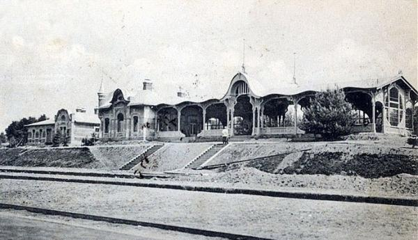 Покровское-Стрешнево. Вокзал.