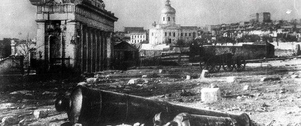 Украина, Севастополь 1855 года.