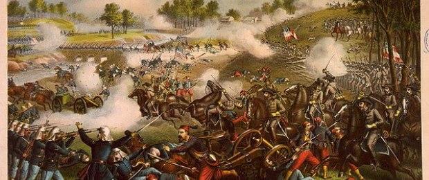 Когда была Гражданская война с США?