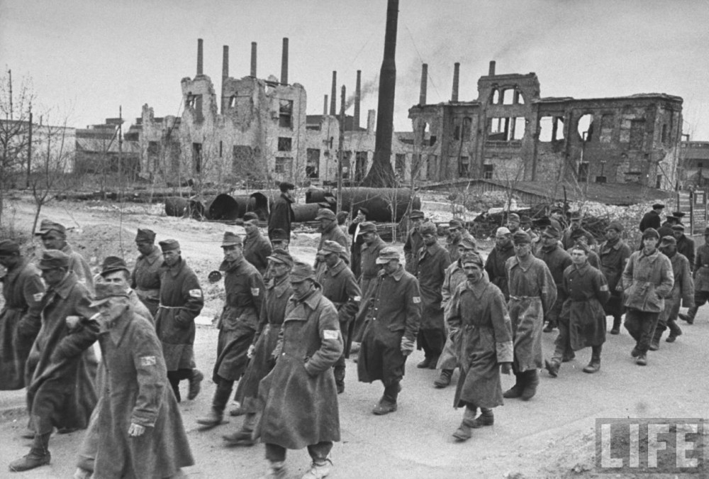 Вторая (Третья) Мировая война 1941-1945 гг.