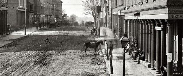 Война 12 года. В США. Гражданская война в Америке 1861-1865 гг.