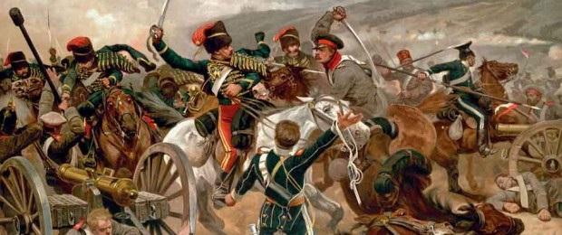 Захват России и первые итоги Французской революции.