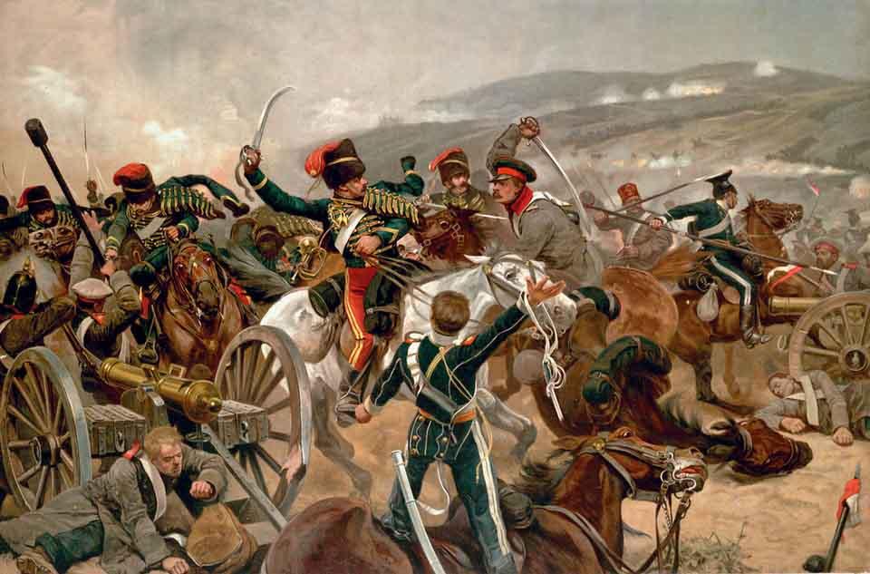 Захват России и первые итоги Французской революции. 1858 год.