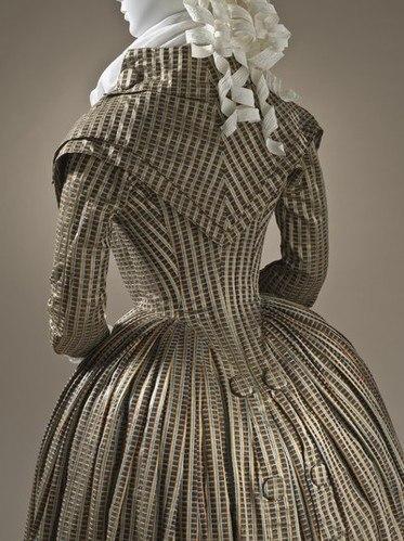 Женская мода 19 века.