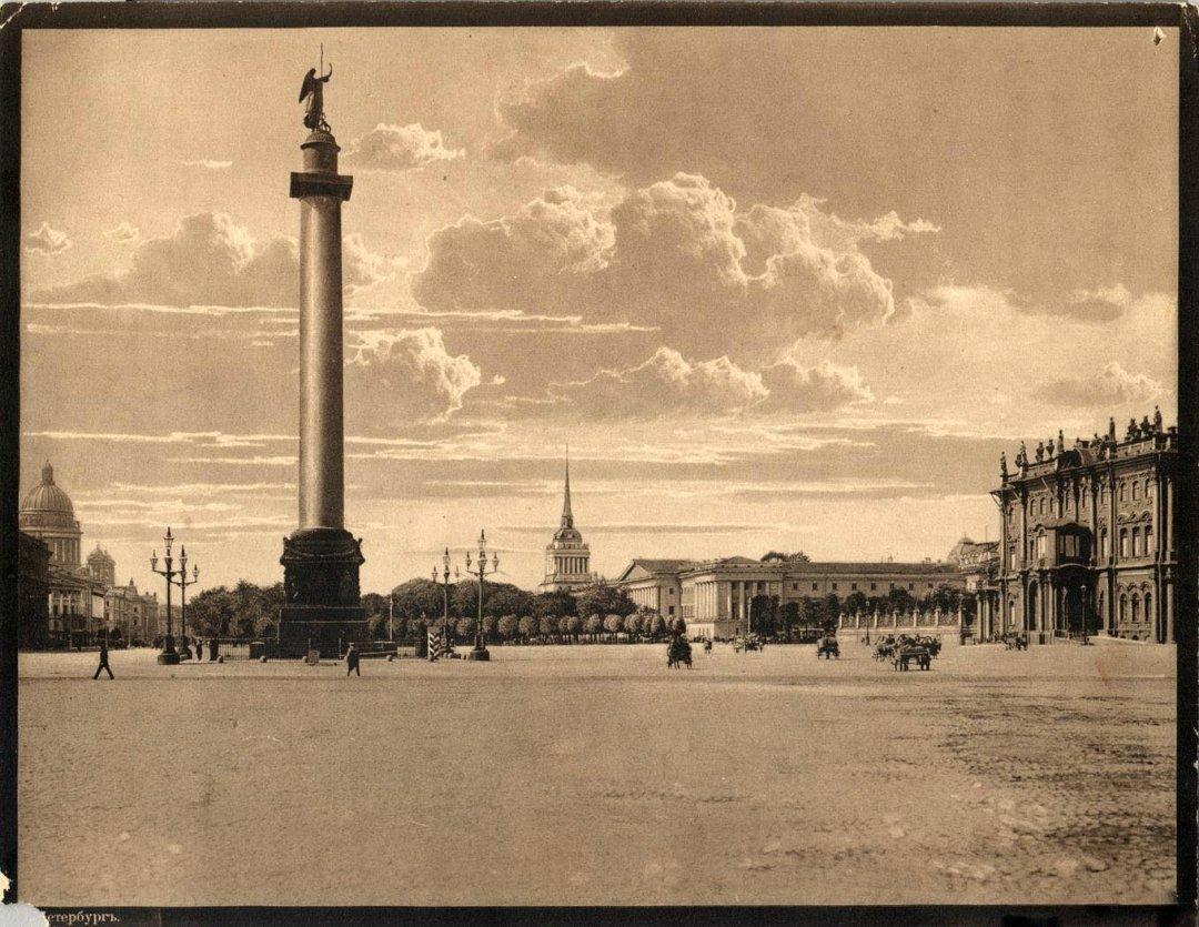 Александровская колонна.