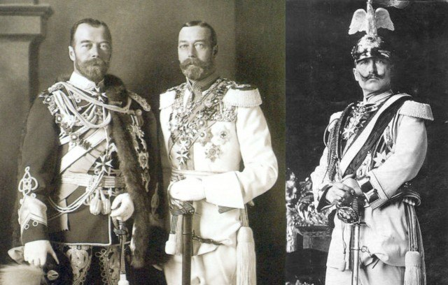 Александр III или Кристиан IX